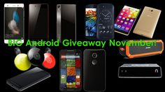 BIG Android #Giveaway for November! PRICE : Blu Pure XL smartphone.  Lenovo Vibe Shot.  Smartisan T1 Android smartphone.  2014 Moto X 2nd gen.  2 Chromecasts, SlingBox M1, and Archeer 10W speaker.  Huawei P8 Lite.  Yota Phone 2  Winners will be announced 10AM Pacific Standard Time on December 2nd 2015!  Link : https://wn.nr/nVwGJ