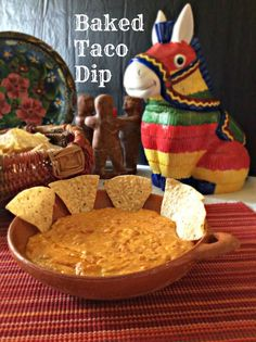 Cooking On A Budget: Baked Taco Dip
