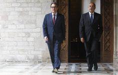 Un empresario involucra a Mas y Puig en el cobro de mordidas de las obras públicas