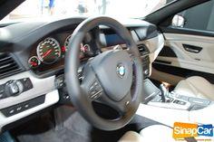 Interior M5 #SinapCar