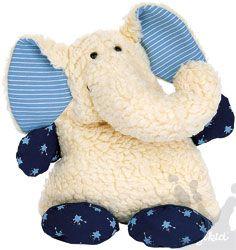Kirschkern-Elefant