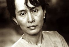 """Aung San Suu Kyi: """"Of the sweets of adversity, and let me say that these are not numerous, I have found the sweetest, the most precious of all, is the lesson I learned on the value of kindness. Every kindness I received, small or big, convinced me that there could never be enough of it in our world. To be kind is to respond with sensitivity and human warmth to the hopes and needs of others. Even the briefest touch of kindness can lighten a heavy heart. Kindness can change the lives of people..."""