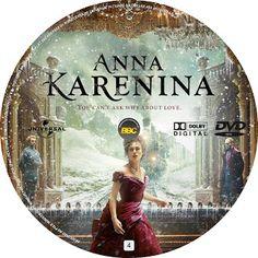 Bem Brasil Capas Capas Dvd, Anna Karenina, Digital, Brazil