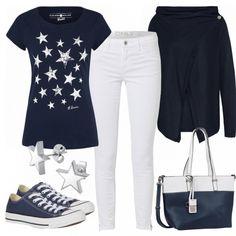 Freizeit Outfits: Stars bei FrauenOutfits.de