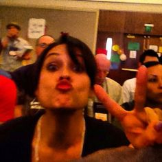 Being silly - Raphael Love Social Media Mentor and Speaker Just For Fun, Kiss Me, Shots, Social Media, Peace, Sign, Kiss, Signs, Social Networks