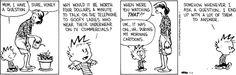 Calvin and Hobbes Comic Strip, July 04, 2012 on GoComics.com