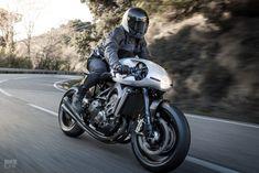 New from Auto Fabrica: three Yamaha stunning new Yard Built customs