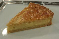 Gâteau basque / Basque cake recipe / Pszepis na placek