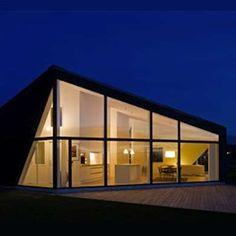 Angular Prefab House
