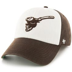 d3046dcec83 San Diego Padres Cooperstown Freshman  47 Franchise Fitted Cap by  47 Brand  - MLB