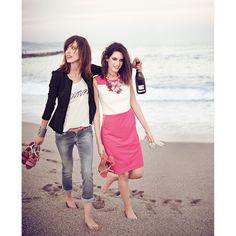 Mit der besten Freundin am Meer. #impressionen #küstencharme