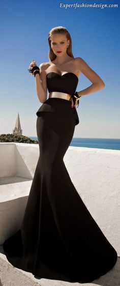 MOONSTRUCK| A Collection of Galia Lahav Evening Dresses - 1 #Dresses