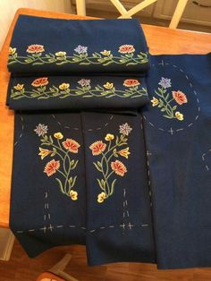 Indiana, Norwegian Fashion, Fashion History, Floral Tie, Norway, Machine Embroidery, Sewing Crafts, Textiles, Costumes