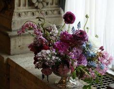 my idea of a gorgeous arrangement