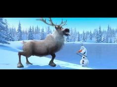 Découvrez la première bande-annonce du nouveau #Disney de Noël : #LaReineDesNeiges !