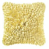 Found it at AllModern - Ruffle Decorative Pillow Option of RED <3