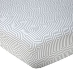 Happy Chic Baby by Jonathan Adler Safari Fitted Crib Sheet found at @JCPenney
