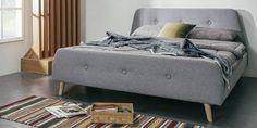 Set Tempat Tidur Nuuk with Cloud Mattress, Tempat Tidur Kamar Tidur Terbaru | Fabelio ® The Good Place, Mattress, King, Queen, Bed, Furniture, Interior, Home Decor, Products