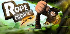 Addictive high thrills escape game in the midst of the jungle!