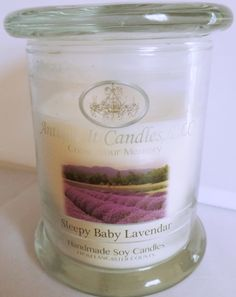 It smell's like fresh Lavender. Imagine relaxing in a spa filled with lavender De-stressing from your day. Relax just like celebrities! For only $14.95
