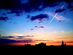Paradise | 5th floor sunset | Timisoara | Romania