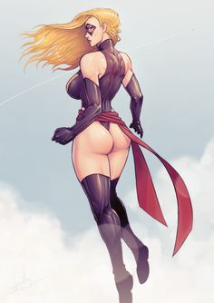 Ms.Marvel by devilhs