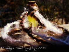 GODDESS Perfume Ritual Oil  Invoking The by DewberrysHerbal, $15.95