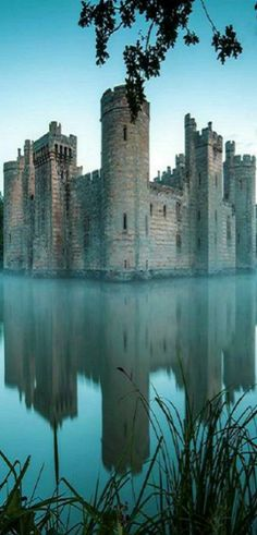 Bodiam Castle ~ East Sussex,UK