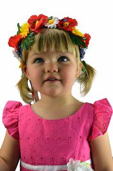 Oktoberfest Colorful Harvest Flowers Headband Garlands -  OktoberfestHaus.com  oktoberfest  ofest  bavarian 397dd8c8ab3