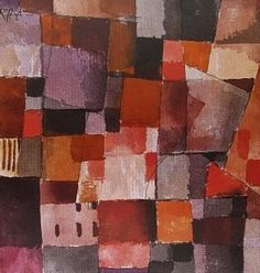 Paul Klee. Untitled, 1914.