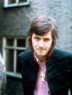 Eric Clapton (1966) - I wish the muttonchop would make a come-back...