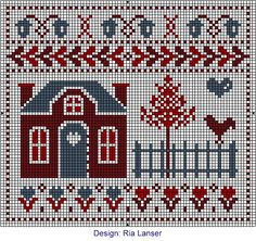 Design: Ria Lanser Thanks for these many free designs!!                                                                                                                                                      More