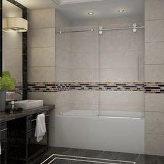Frameless Glass Tub Enclosure Framless Glass Doors On