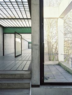 Maastricht Academy of Art & Architecture Building, The Netherlands, 1993, Wiel Arets, architect