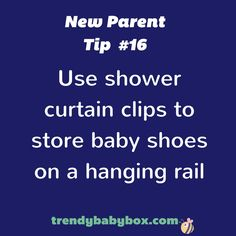 New Parent Advice Parenting Toddlers, Parenting Hacks, Shower Curtain Clips, New Parent Advice, After Baby, New Parents, Trendy Baby, Baby Care, Helpful Hints