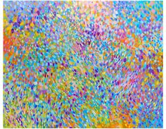 Large Original Abstract Painting  Abstract Impressionism