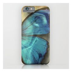 Lady Butterfly  iPhone 6s Case ($35) ❤ liked on Polyvore featuring accessories, tech accessories and iphone & ipod cases