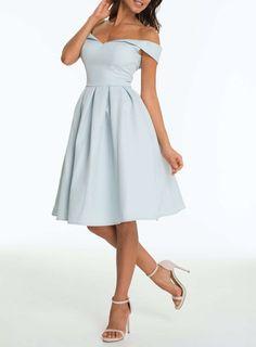 be75772e8b6   Chi Chi London Fold Over Bardot Dress - Dorothy Perkins Chi Chi London  Dress
