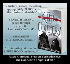 Traitors to the crown pit Henry de Grey against dangerous enemies.   FOR KING AND COUNTRY   Loyalties will be tested. Families torn apart. #bookseries #medieval #Lionheart