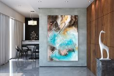 This item is unavailable Abstract Canvas Art, Canvas Wall Art, Modern Oil Painting, Texture Art, Textured Walls, Acrylics, Original Paintings, Wall Decor, Bedroom Paintings