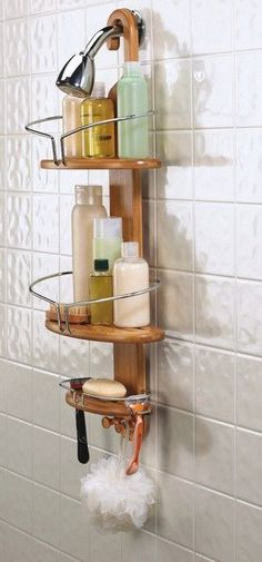 95 best shower caddies images bathroom ideas shower caddies rh pinterest com