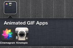 Cinemagram app for iOS makes art out of animatedGIFs