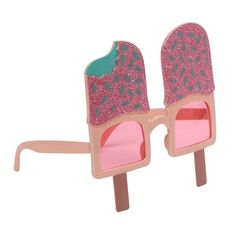 Hello Sweetie ice lolly novelty glasses