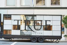 This Online Clothing Brand Created A 'Try-On Truck' To Park In The Street