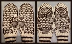 Bilderesultat for strikke diagram Knitted Mittens Pattern, Knit Mittens, Knitted Gloves, Knitted Bags, Knitting Charts, Knitting Patterns, Big Knit Blanket, Jumbo Yarn, Big Knits