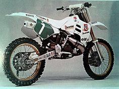 Suzuki rm250 puzar