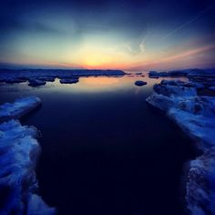 From instagram photo. Michigan. Taken by Kevin Kozel.