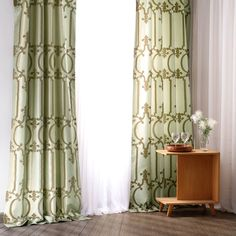 Learn about the process of creating incredible Designer Flocked Curtains and then shop a fantastic selection of affordable flocked curtains. Faux Silk Curtains, Drapes Curtains, Grey And Gold, Traditional Decor, Flocking, Bold Colors, Window Treatments, Decorating Your Home, Sassy