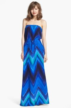 Probably too informal, but reallllly cute.     FELICITY & COCO Print Blouson Maxi Dress  ITEM #680191      $58.96  $88.00(33% OFF)