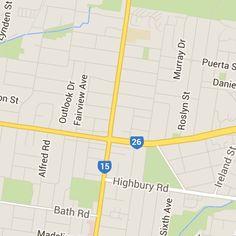 Ashburton Primary School Zone